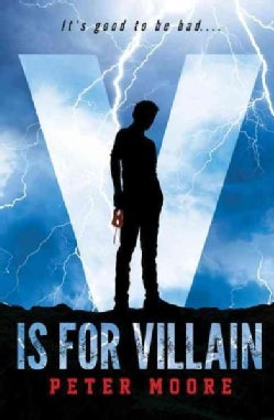 V Is for Villain (Paperback)