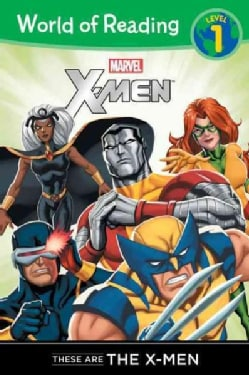 These Are The X-Men (Paperback)