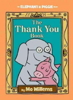 The Thank You Book (Hardcover)