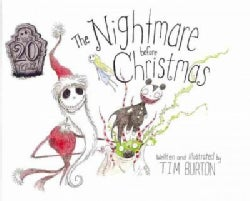 The Nightmare Before Christmas (Hardcover)