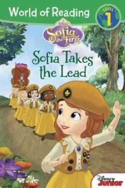 Sofia Takes the Lead (Paperback)