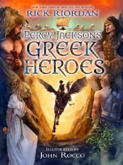 Percy Jackson's Greek Heroes (Hardcover)
