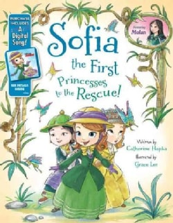 Sofia the First Princesses to the Rescue!: Includes Downloadable Song (Hardcover)