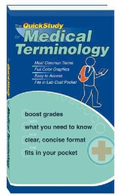 Quick Study for Medical Terminology (Paperback)