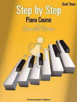 Step by Step Piano Course (Paperback)