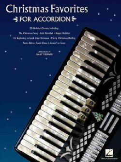 Christmas Favorites for Accordion (Paperback)