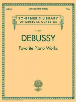 Debussy: Favorite Piano Works (Paperback)