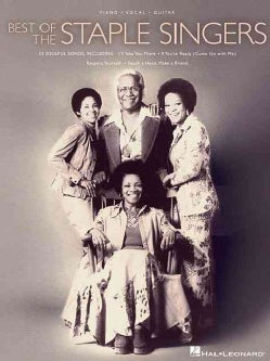 Best of the Staple Singers (Paperback)