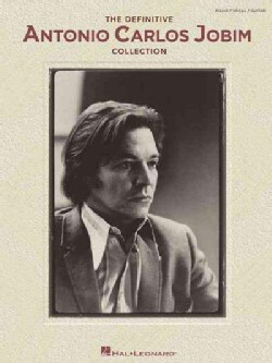 The Definitive Antonio Carlos Jobim Collection: Piano/ Vocal/ Guitar (Paperback)