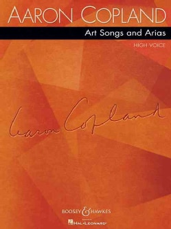 Art Songs and Arias: High Voice (Paperback)