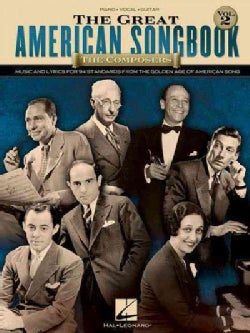 The Great American Songbook: The Composers (Paperback)