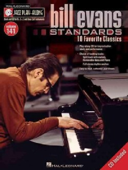 Bill Evans Standards: For B Flat, E Flat, C and Bass Clef Instruments