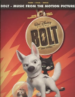 Bolt: Music from the Motion Picture (Paperback)