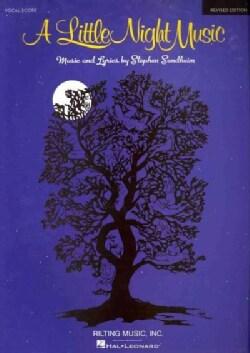 A Little Night Music: Vocal Score (Paperback)