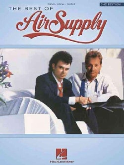 The Best of Air Supply: Piano - Vocal - Guitar (Paperback)