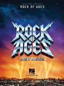 Rock of Ages: A New Musical (Paperback)