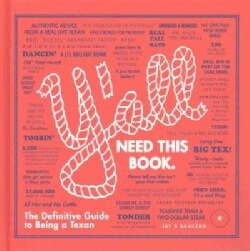 Y'all: The Definitive Guide to Being a Texan (Hardcover)