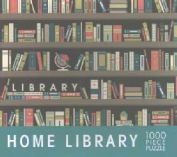 Home Library Puzzle: 1000 Pieces (General merchandise)
