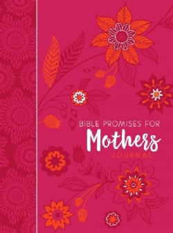 Bible Promises for Mothers Leather Journal (Notebook / blank book)