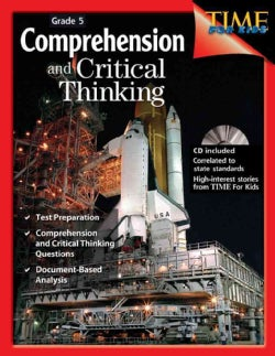 Comprehension and Critical Thinking Grade 5 (Paperback)