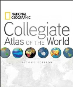 National Geographic Collegiate Atlas of the World (Hardcover)