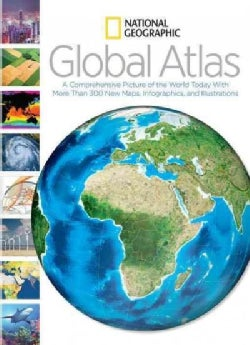 National Geographic Global Atlas (Hardcover)