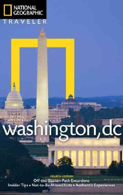 National Geographic Traveler Washington, D.C. (Paperback)