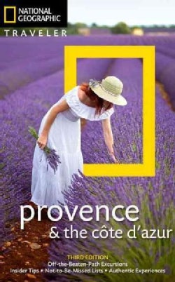 National Geographic Traveler Provence & the Cote D'azur (Paperback)