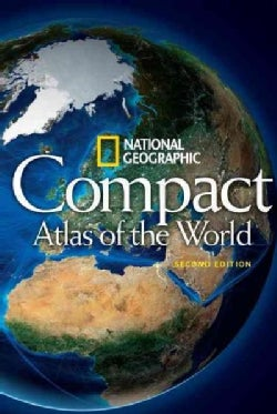 National Geographic Compact Atlas of the World (Paperback)