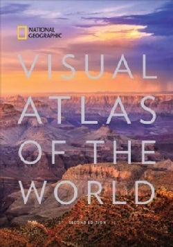 National Geographic Visual Atlas of the World: Fully Revised and Updated (Hardcover)