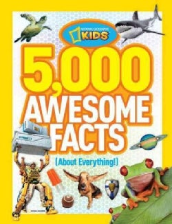 5,000 Awesome Facts (Hardcover)