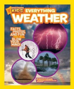 Weather: Facts, Photos, and Fun That Will Blow Your Mind! (Paperback)