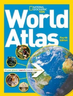 National Geographic Kids World Atlas (Hardcover)