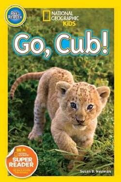 Go, Cub! (Hardcover)