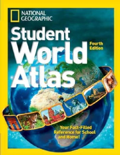 National Geographic Student World Atlas (Hardcover)