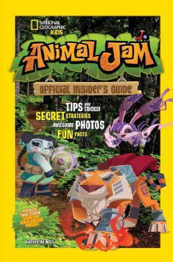 Animal Jam: Official Insider's Guide (Hardcover)