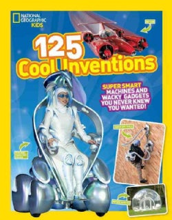 125 Cool Inventions (Paperback)