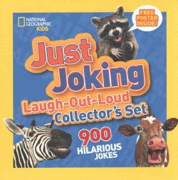 Just Joking: Laugh-out-loud Collector's Set: 900 Hilarious Jokes