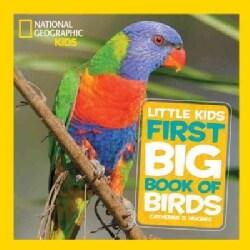 Little Kids First Big Book of Birds (Hardcover)