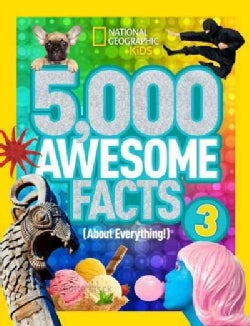 5,000 Awesome Facts (About Everything!) 3 (Hardcover)