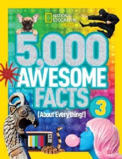 5,000 Awesome Facts About Everything! 3 (Hardcover)