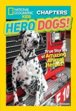 Hero Dogs!: True Stories of Amazing Animal Heroes! (Paperback)