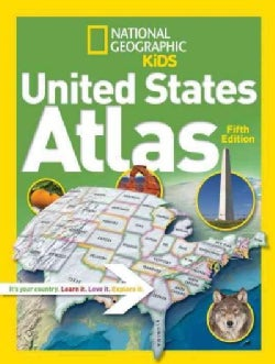 United States Atlas (Hardcover)