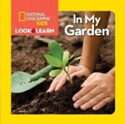 Look and Learn in My Garden (Board book)