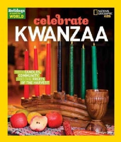 Celebrate Kwanzaa (Paperback)