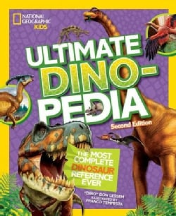 National Geographic Kids Ultimate Dinopedia (Hardcover)