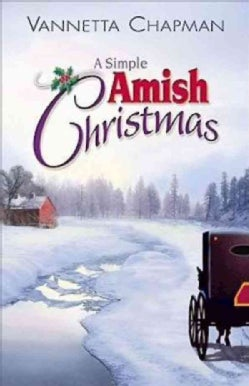 A Simple Amish Christmas (Paperback)