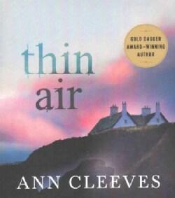 Thin Air (CD-Audio)