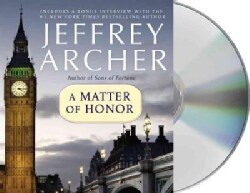 A Matter of Honor (CD-Audio)