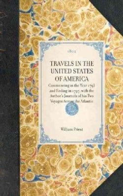 Travels in the United States of America (Hardcover)